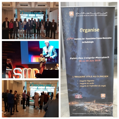 19th days of the French-Moroccan radiology association